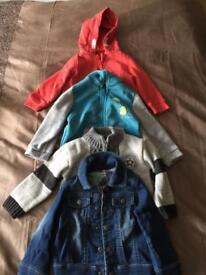 12-18m boys hoodies