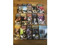 The Walking Dead Comic Books Volume1-15. In perfect Condition
