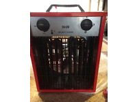 Electric heater 3 phase