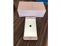 Unlocked IPhone 6 Plus 64GB White/ Silver