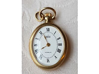 Woman necklace / pendant watch - Vintage
