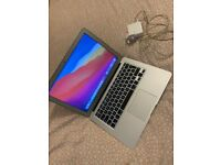 Apple Macbook Air Core i5 8GB Ram 256gb SSD Latest OS Big Sur
