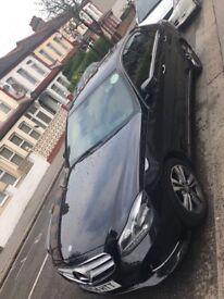 Emmaculate Mercedes E220