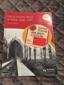 Migration and Empire Book