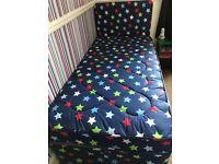 Children's Star Divan Single Bed