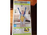 Excellent condition Lindam Baby Jump Bouncer