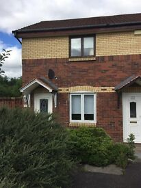 Two bedroomed end terraced property for renting