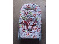 Baby Recliner - adjustable