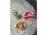 Baby toys mini bundle