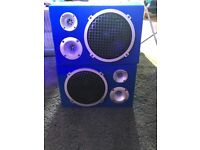 2 Car/Van Mc Crypt speakers, good condition, selling as no longer required