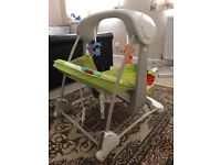 Pushchair and yi swing for sale