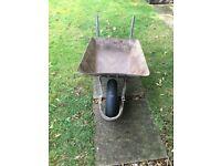 Builders Steel Wheelbarrow For Sale