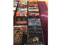 Vinyl LP Collection. Over 120 records in excellent condition. 40s, 50s, 60s, 70s, 80s