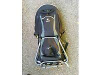 DEUTER KID COMFORT III 3 Hiking Backpack Child Carrier