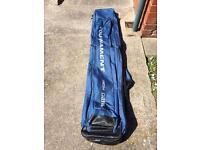 Team daiwa tournament 12 tube holdall