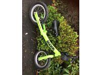 Scoot balance bike (Ridgeback)