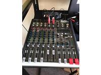 Alto 802 live USB mixer