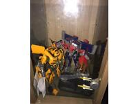 Collectable transformers