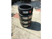 4x UNIROYAL Rainsport 3 Tyres - 235/35/19 91Y XL - Brand New