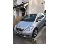 Mercedes Benz A Class Automatic, Low Mileage
