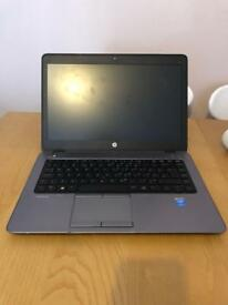 "HP EliteBook 740 G1 14"" Laptop - Intel Core i5 -4210U Ram 4GB /500GB W10"