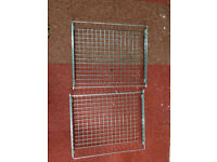 Wire Kichen Unit Sliding Baskets