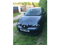 CAR PROJECT- SEAT IBIZA 2007 AUTO NON DRIVABLE AT THE MOMENT REPAIR OR SPARES