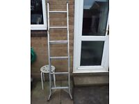Well used step ladder