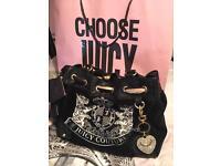 Black Juicy Couture bag