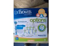 Dr Browns Options