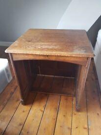 Vintage Scribe's desk