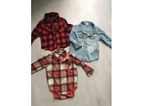 Baby boys clothes age 6-9