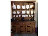 Dresser - reclaimed oak