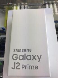 Brand New Samsung Galaxy J2 Prime Unlocked Pink