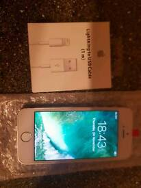 Iphone 5s new condition ee