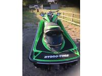 Kasaki Supercharged Ultra 250 Jet Ski
