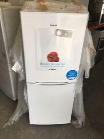 New White Candy Fridge/ Freezer