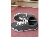 Vans casual suade trainers
