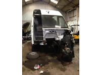 MERCEDES SPRINTER 311 Engine, AXEL, DOORS, TURBO BREAKING COMPLETE VAN