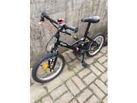 Children's bike age 4 - 6 good condition