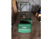 Suffolf Punch 17s Petrol Mower