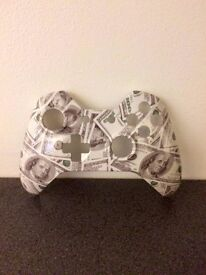 Xbox One Dollar Bills Front Face Plate Shell