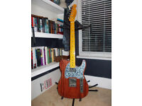 Telecaster guitar by Mallard of Yorkshire UK made