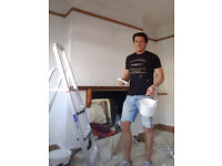 SKILLED PAINTER , DECORATOR- ONLY £85 PER DAY! Twenty yrs experience