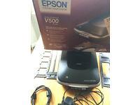 Epson V500 Photo Scanner - Superb condition