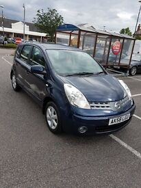 Nissan note urgently sell
