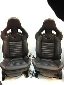 Vauxhall Adam / Corsa Recaro bucket seats