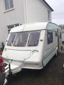 Touring caravan Abi Dalesmans 4/5 Berth with Awning