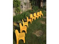 Children Plastic Chairs