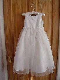 Girls Bridesmaid Dress